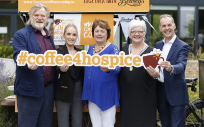 Ireland's Biggest Coffee Morning Thursday September 19th 2019
