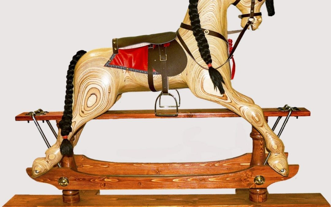 Launch of Rocking Horse Raffle 13th September 2018